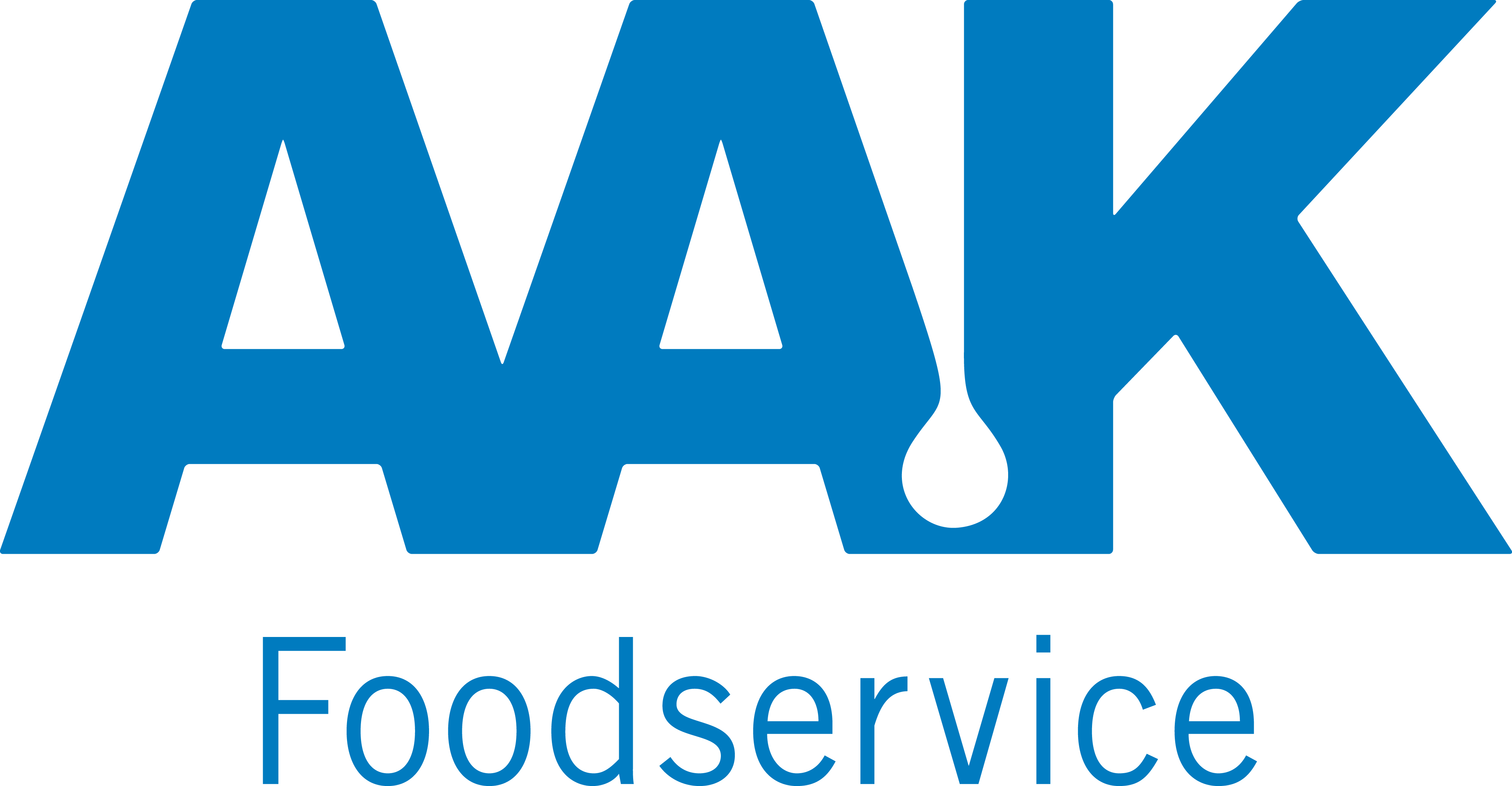 AAK Foodservice Logo large